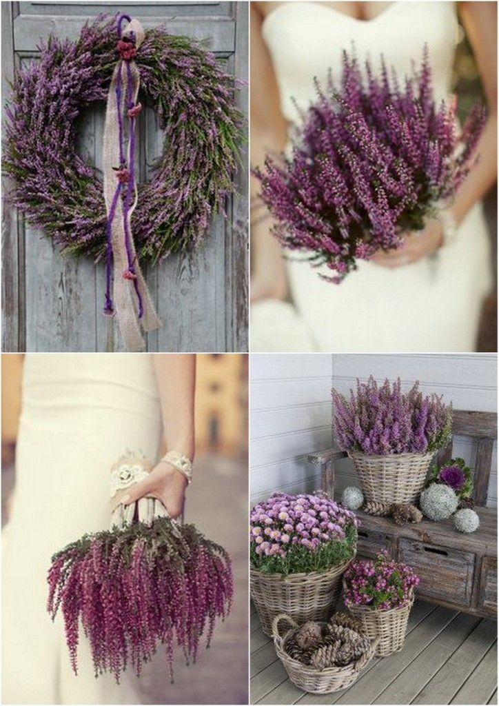 Pin By Karolcias On Autumn Lavender Wedding Theme Bridal Flowers Wedding Flowers