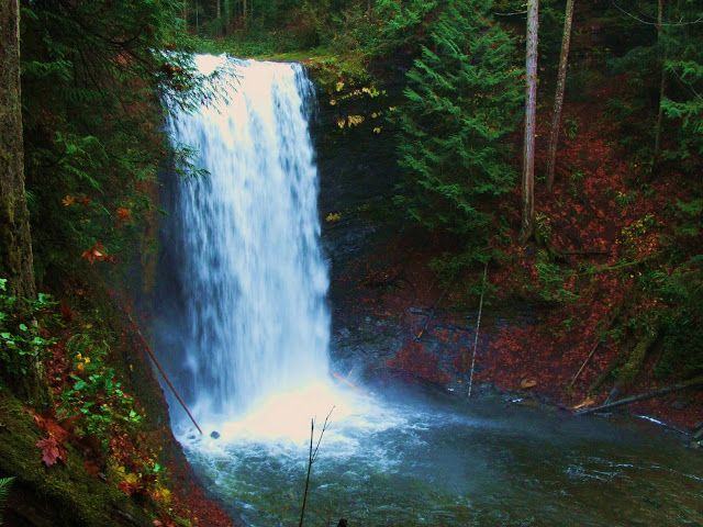 nanaimo bc Ammonite Falls