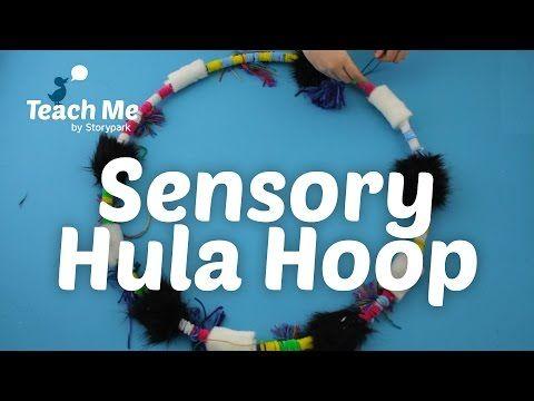 Teach Me: Sensory Hula Hoop - YouTube