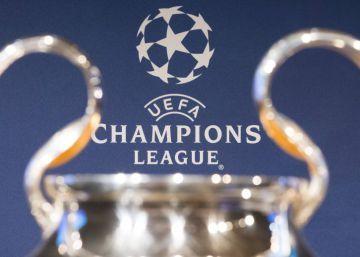 Sorteo de octavos de la Champions League en vivo y en directo