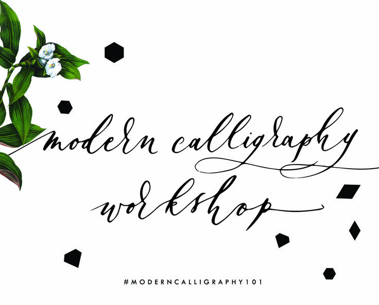 17 best images about hand lettering on pinterest eyewear Calligraphy 101