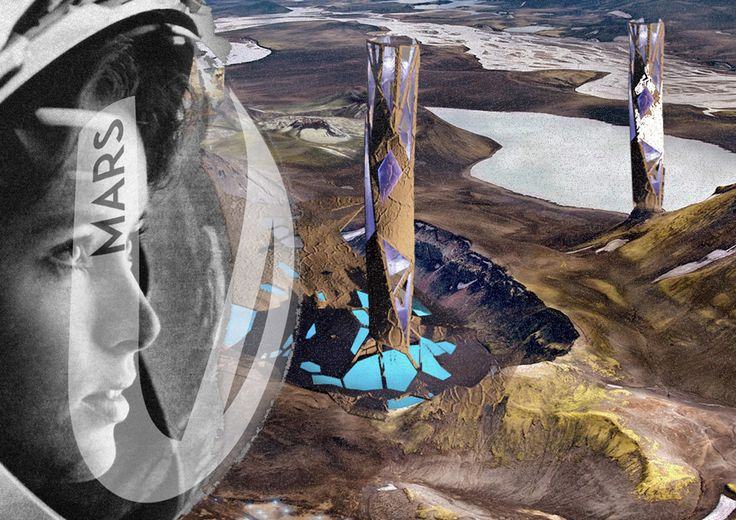 Mars Utopia by Alberto Villanueva Galindo