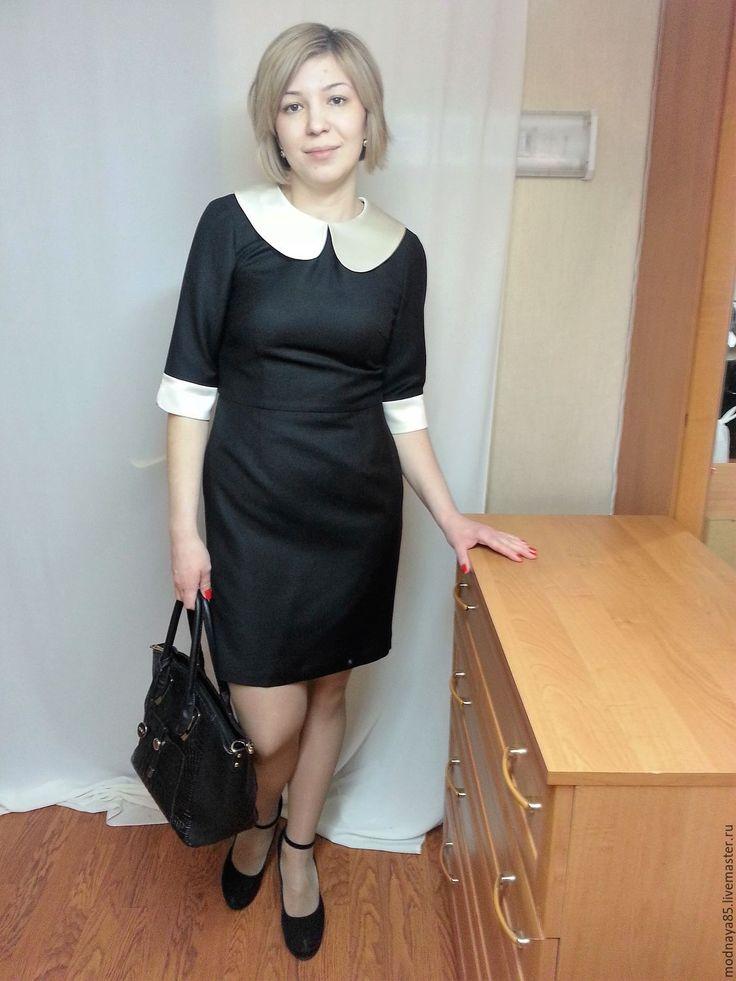 """Купить Платье """" ГРАЦИЯ"""" - черный, платье, платье для девочки, платье летнее, короткое платье"""