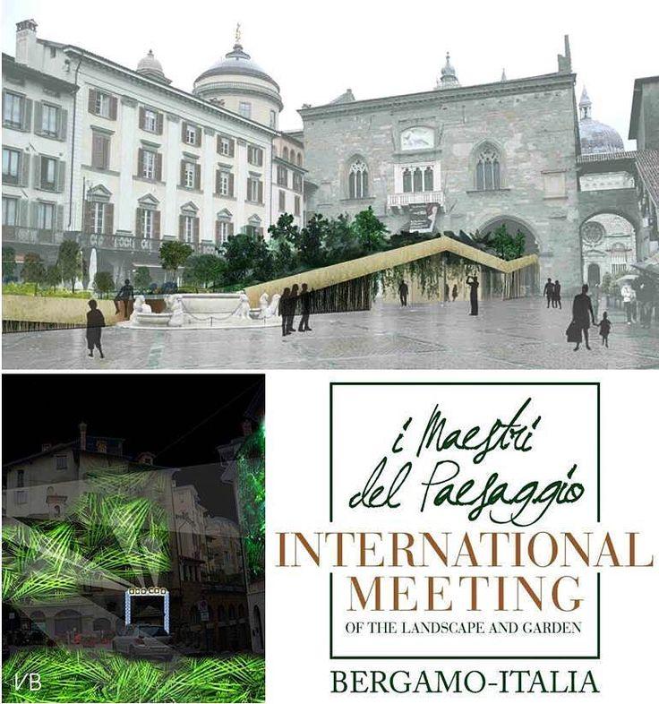 ..SAVE THE DATE.. I MAESTRI DEL PAESAGGIO e Bergamo di verde vestita.. READ MORE on BNDThings.blogspot..