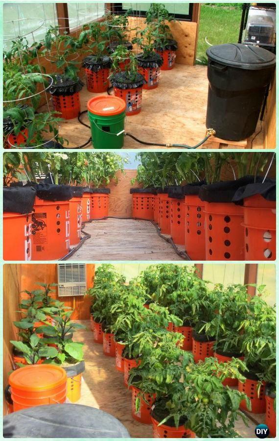 1000 images about garden and outdoor on pinterest indoor succulent garden container - Diy self watering container garden ...