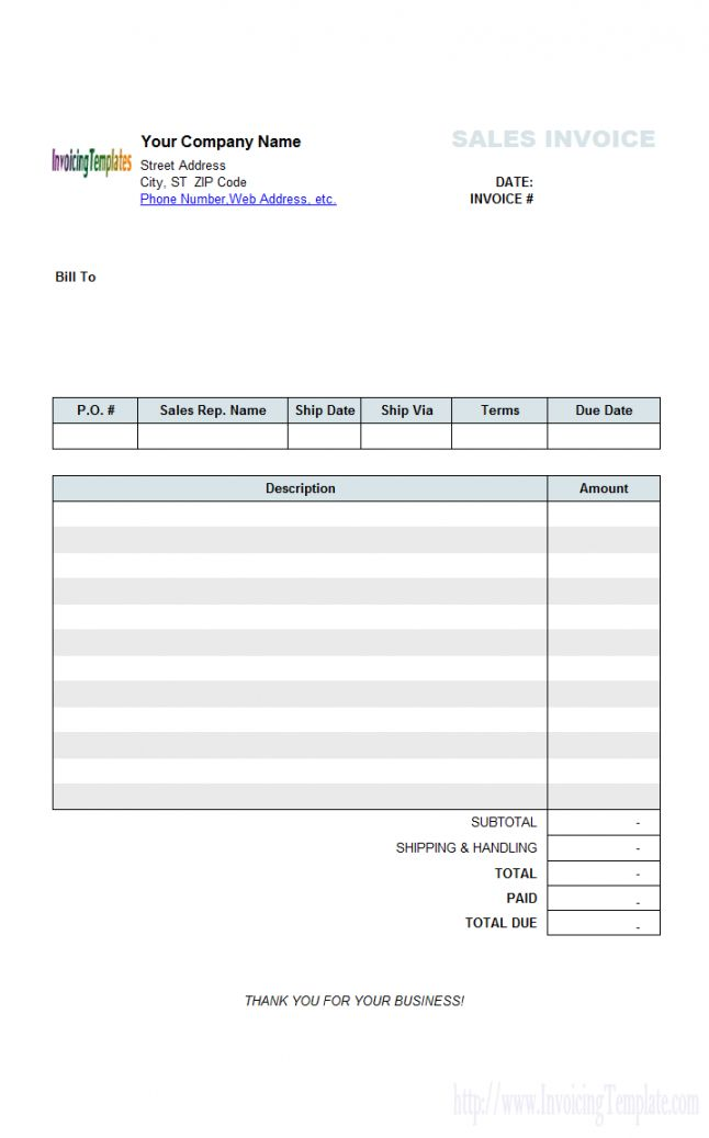 Get Our Free Handwritten Receipt Template Invoice Template Receipt Template Best Templates