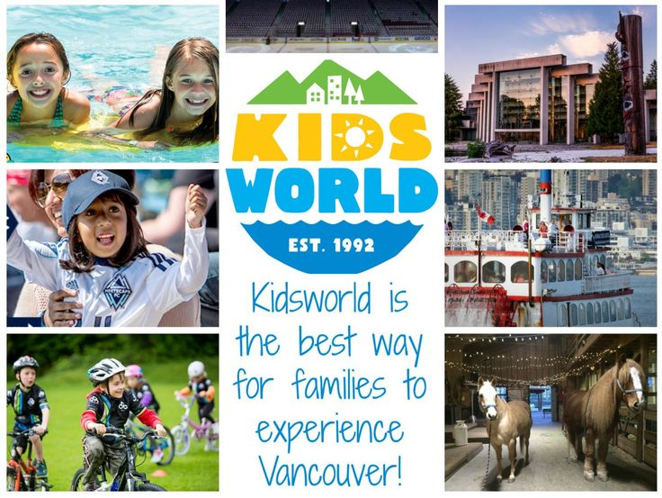BC, Vancouver: 10 Months of Affordable Family Fun with NEW KidsWorld 44 Program
