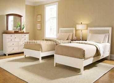 Set Tempat Tidur Asrama Duco | Terbaru | Jual Murah | Minimalis kos | Hotel | Mebel Jepara | Furniture Kamar Terbaru