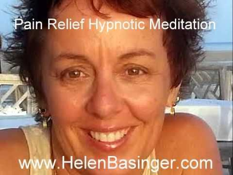 Free CHRONIC Pain Relief Hypnotic Meditation - Play DAILY for Ease .. At Night to Sleep