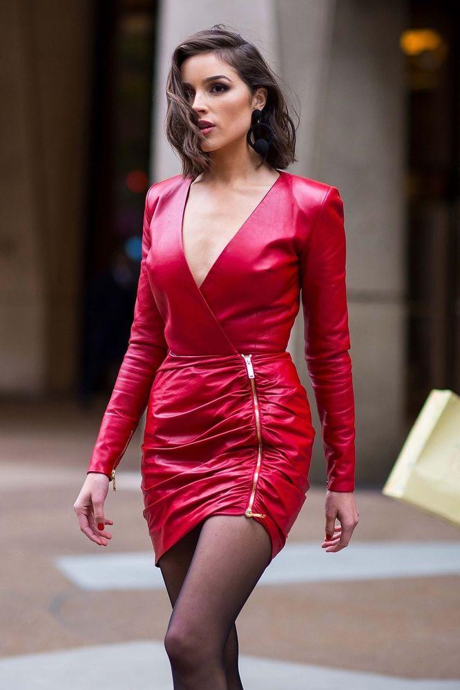 ab6ac8d363 WOMEN GENUINE LAMBSKIN LEATHER HOT SEXY PARTY DRESSES PLUS SIZE CUSTOM MADE   fashion  women  trends  moda  coats