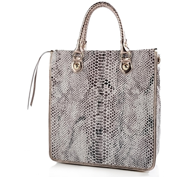 This is the mother of all totes! The animal print makes this bag one wild mamma!