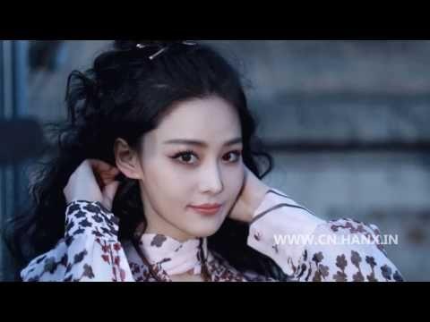 Top 200 Most Beautiful Chinese Women ( Episode 1) - Viann Zhang Xinyu 张馨予 (Full HD 1080p) - YouTube