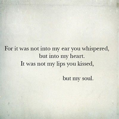 Soul Love Quotes