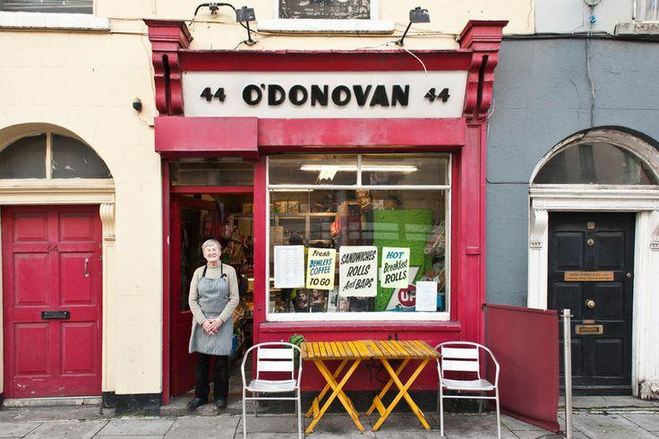 Irene Kelly O'Donovan Pearse St, Dublin 2