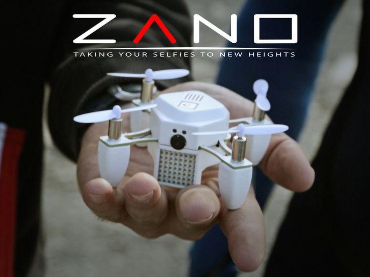 Autonomous, Intelligent, Developable. Meet ZANO the world's most sophisticated nano drone - aerial photo and HD video capture platform.