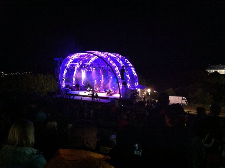 Kloster Banz, Songs an einem Sommerabend.