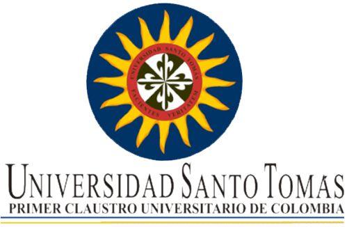 """Logo """"UNIVERSIDAD SANTO TOMAS"""""""
