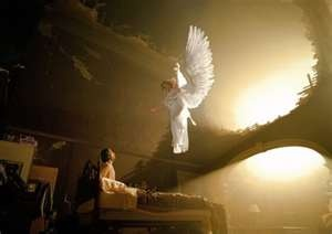 Here is a picture of one persons experience. Do you believe?The Lord, God, Art, Spirit Guide, Summoning Angels, Spirituality, Angels Watches, Heavens, Guardian Angels