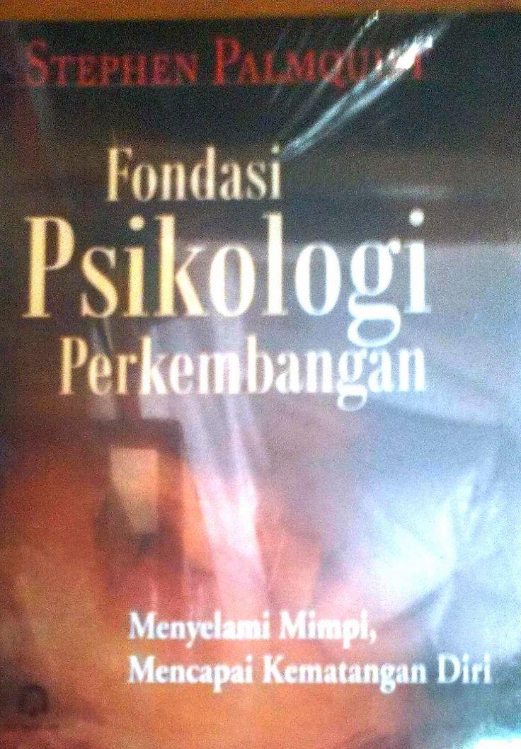 Toko Buku Sang Media : FONDASI PSIKOLOGI PERKEMBANGAN