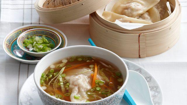 Pork dumplings recipe - 9Kitchen