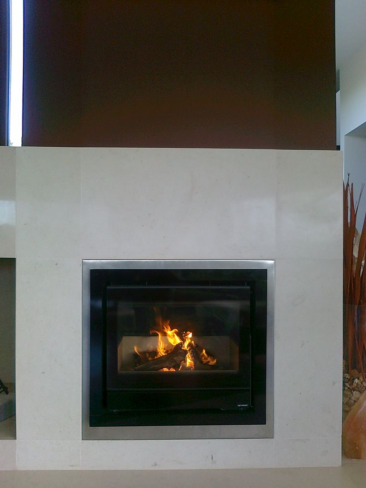 Recuperador de calor a lenha Vitro 700 Fogo Montanha