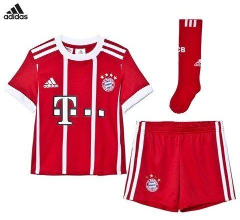 Bayern Munich FC Bayern Munich 2017 Kids Home Kit