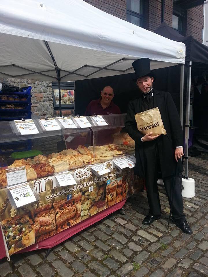 @BrunelSqMarket @ssGreatBritain When Winnies meets Brunell