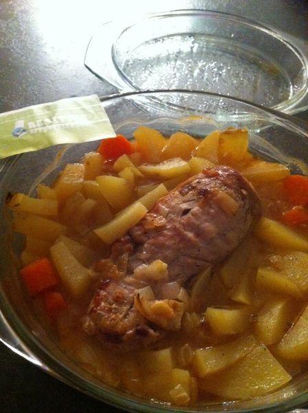 Régalez-vous avec cette recette: Filet mignon avec pommes de terre - carottes {cocotte fonte}. MySaveur, le seul site qui vérifie, teste et trie les meilleures recettes.