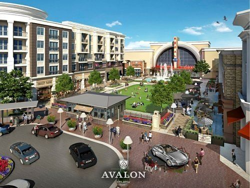"Alpharetta, Georgia has stepped up with their 86 acre ""answer"" to Atlantic Station. They are hosting a 4 day grand opening event, which starts October 30"
