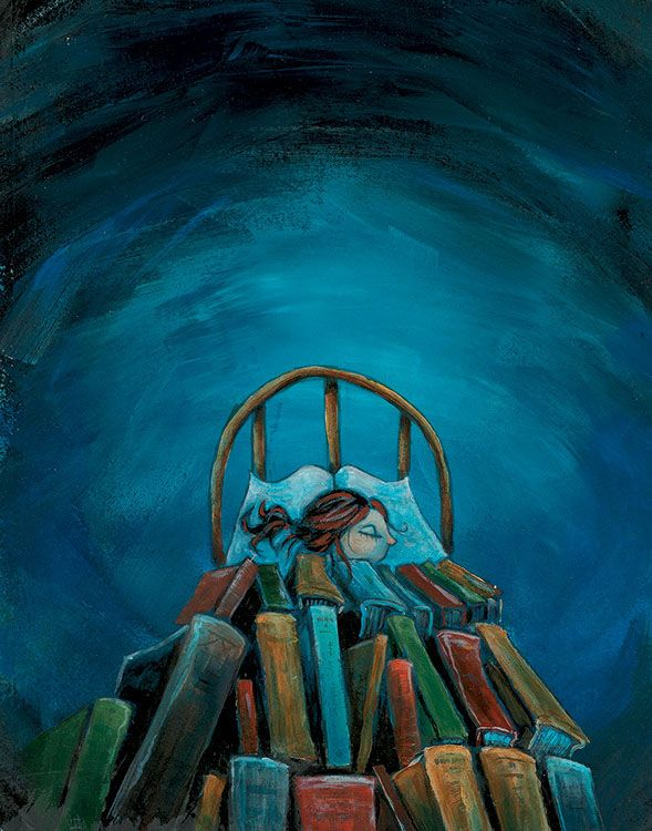 Please Bury Me in the LibrarybyJ. Patrick Lewis(Author),Kyle M. Stone(Illustrator) Inspired by the likes of Edward Lear, X. J. Kennedy, and Lewis Carroll, the author of Arithme-Tickle andScien…