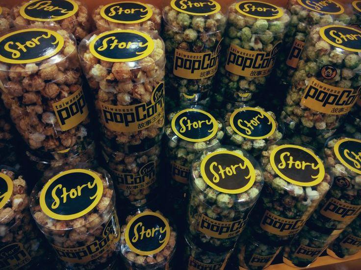 Popcorn Story