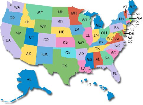 I Want To Be Able To Say That I Have Been In All 50 States So Far