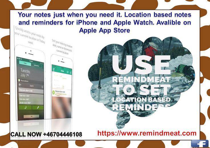 https://flic.kr/p/MfgqKQ | How to Create Reminder App for iOS - RemindMeAt…