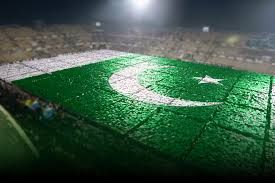 largest flag of pakistan