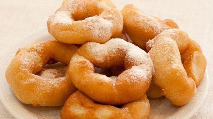 Пончики, как в детстве