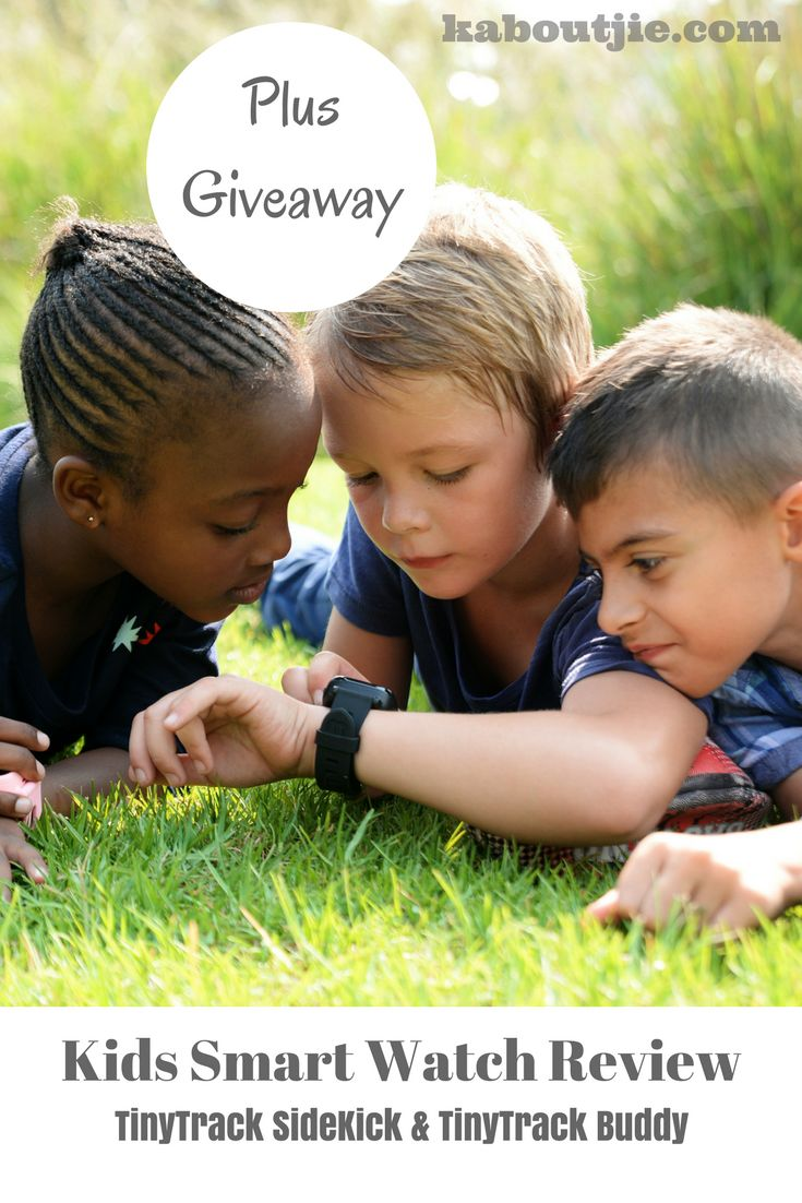 I had the amazing opportunity to review these kids smart watches and they are incredible!  WIN a TinyTrack Buddy kids smart watch, prize sponsored by TinyTrack Quantifi  #KidsSmartWatchGiveaway #TinyTrack #Kaboutjie #Quantifi #KidsSmartWatch #TinyTrackBuddy #TinyTrackSideKick #BestKidsSmartWatch