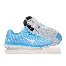 Købe Nike Free 5.0 Woven Lysblå Hvid Dame Skobutik | Sælge Nike Free 5.0 Woven Skobutik | Nike Free Skobutik Salg | denmarksko.com
