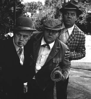 Die Olsenbande, die Helden meiner Kindheit.