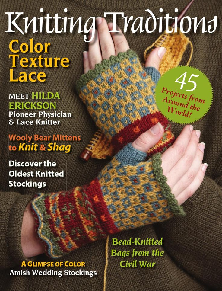 ISSUU - Knitting traditions winter 2011 by koetzingue
