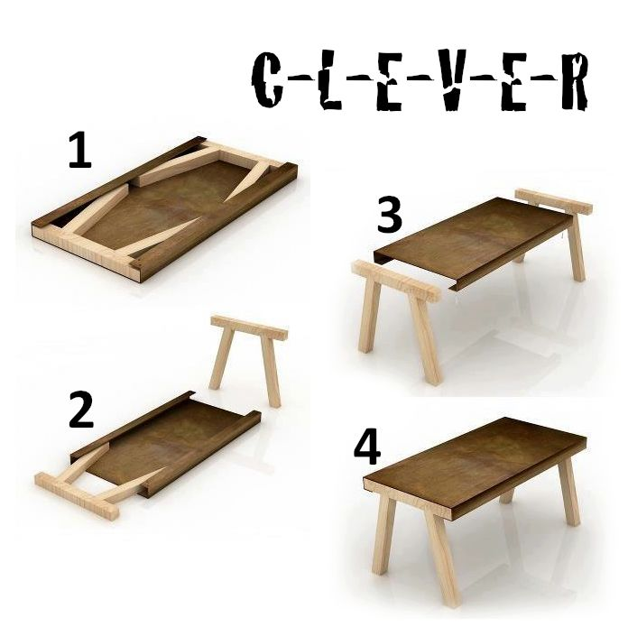 The Clever Furniture Learn how to turn your own creative design into  reality with #AutoCAD