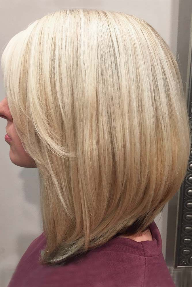 31 Ways How To Sport Your A Line Bob Hair 2018 Pinterest Face