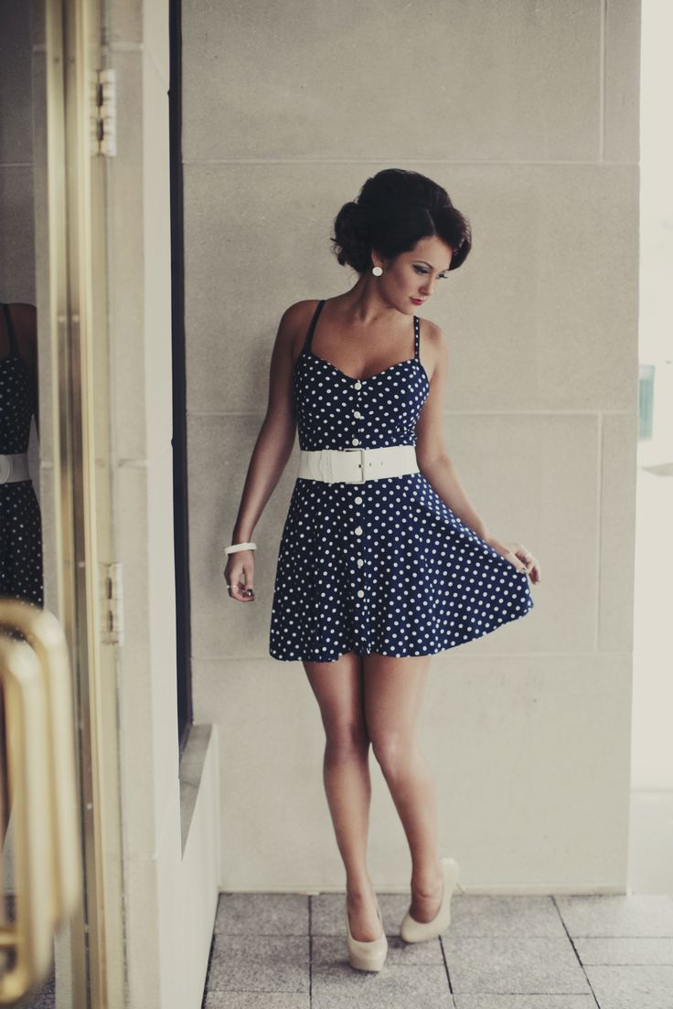 Modern Pin Up Clothes
