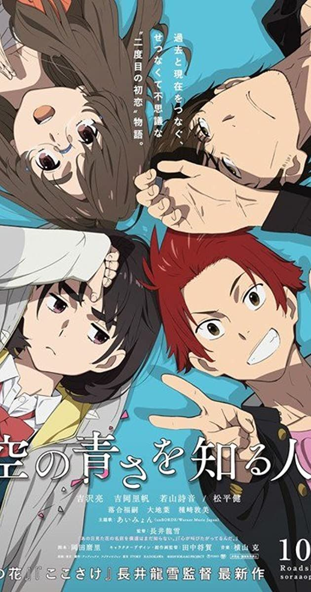 Pin by Isabelbryant on Anime movies to watch in 2020 Sky
