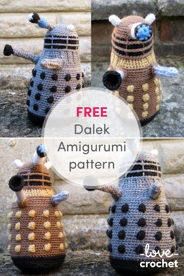 17 Best ideas about Doctor Who Crochet on Pinterest Doctor who scarf, Docto...
