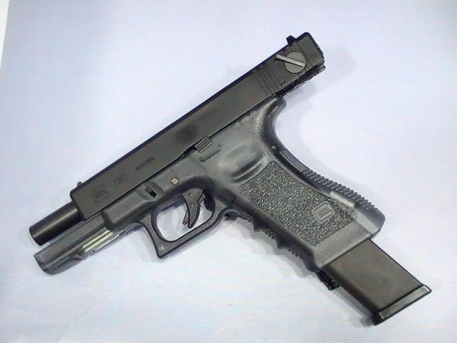 Tokyo Marui Glock 18c full auto | Guns | Guns, Airsoft guns, Airsoft