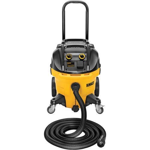 DEWALT 10 GALLON DUST EXTRACTOR WITH AUTO FILTER