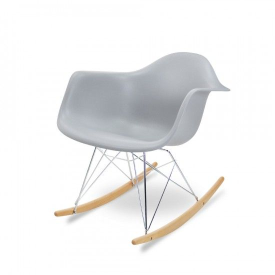 Eames RAR grau - POPfurniture.com