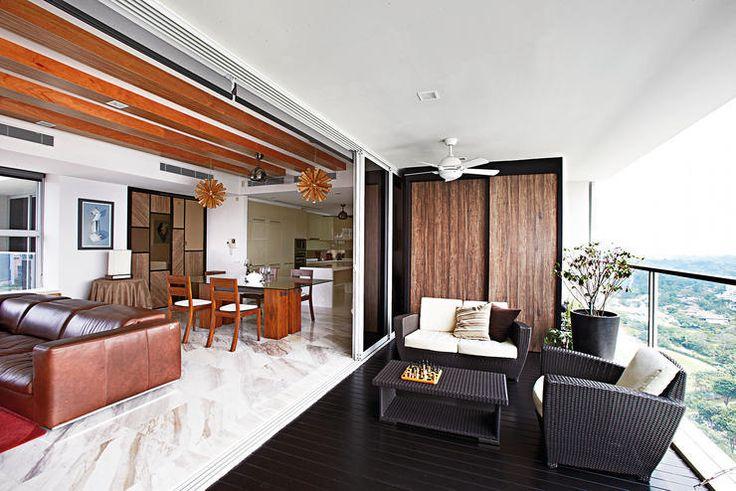 Balcony design 6