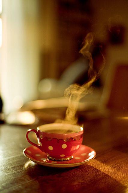 Café quentinho