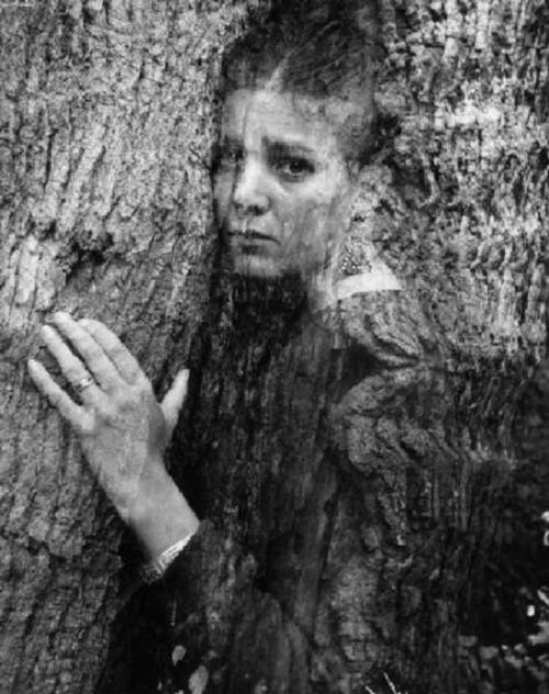 Floris Neusüss - Portrait Féminin, 1959-1963
